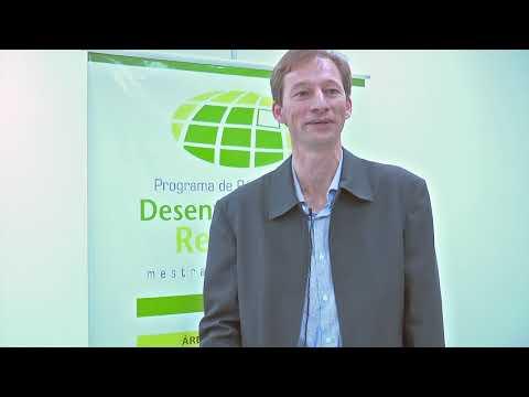 Entrevista com aluno do PPGDR - Sadi Baron