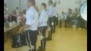 Ardrossan Winton Flute Band @ Irvine band comp 3
