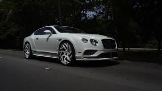 MC Customs | Bentley GT • Forgiato