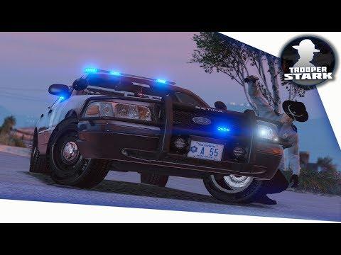 GTA 5 Roleplay | SA'F #17 | Officer Down