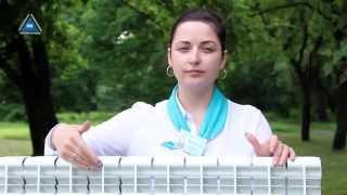 Биметаллические радиаторы аляска - ALYASKA BEMITAL(Биметаллические радиаторы аляска - ALYASKA BEMITAL - отзывы только положительные, цена на радиаторы со склада в..., 2014-06-06T08:13:51.000Z)