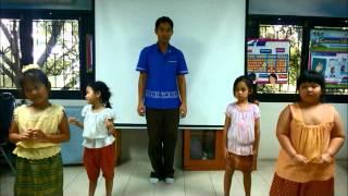 Jolly Phonics songs GROUP 2 : ck, e, h, r, m, d.