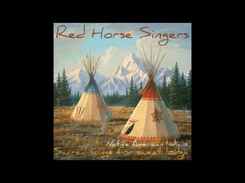 Red Horse Singers - Sacred Songs For Sweat Lodge - 1992 [FULL ALBUM]