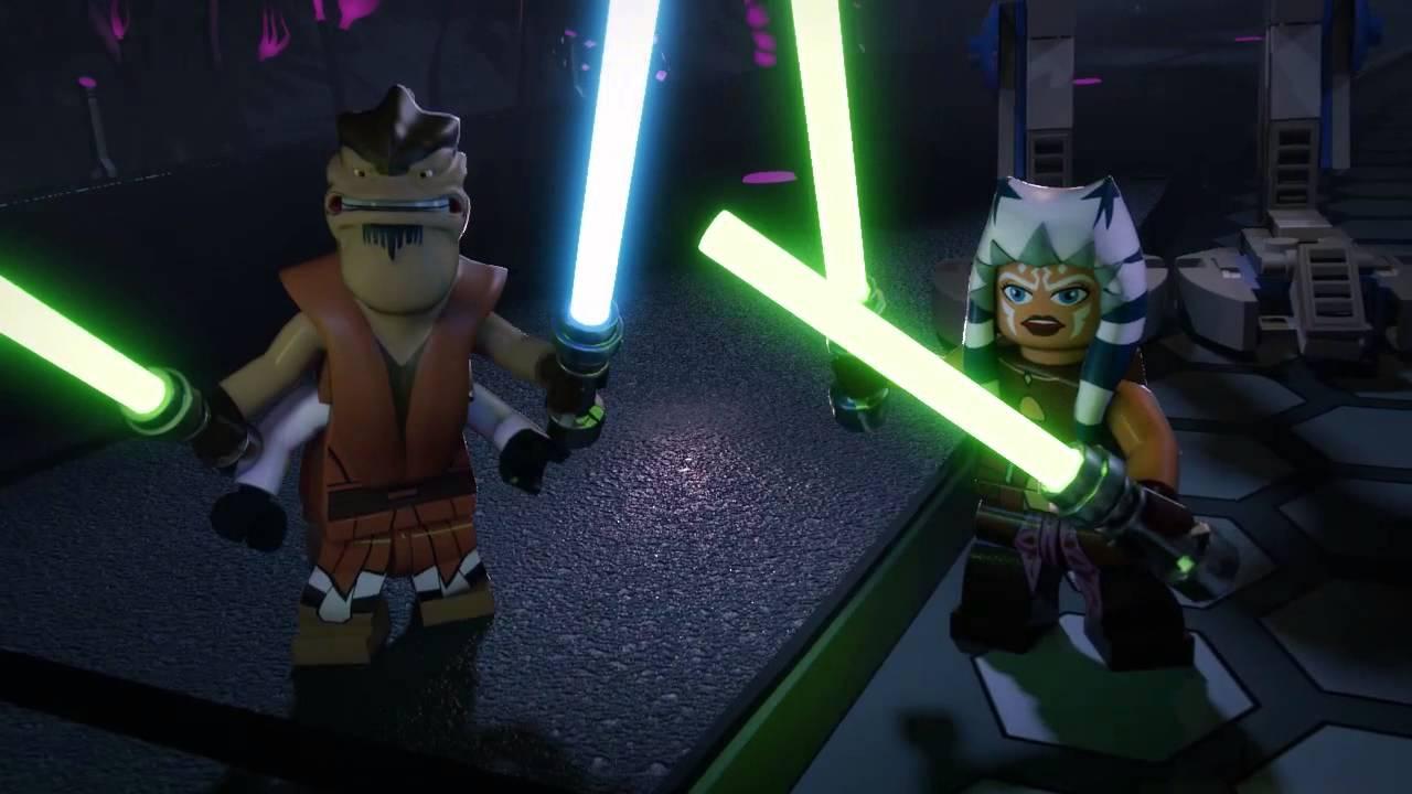 Lego Star Wars The Yoda Chronicles Episode 1 Part 1 Youtube