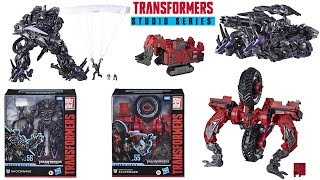 Transformers Studio Series 2020 Leader Class Shockwave & Scavenger Thoughts Analysis