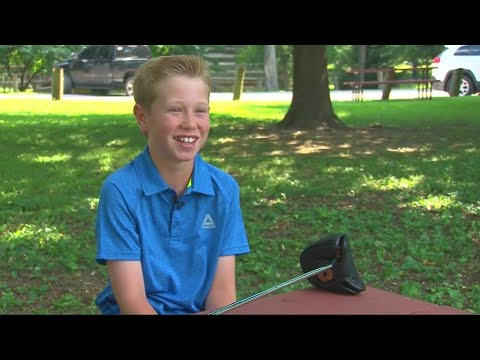 A Viral Moment For One Kentucky Boy At The Greenbrier