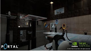 Portal - Nvidia Shield Tablet - HD Gameplay Trailer