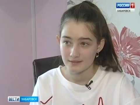 Динара - капитан КВН