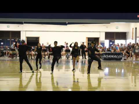Moanalua High School Award Assembly 2016