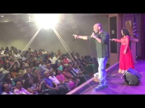 Hemant Kumar Song Naa Tum Hume Jano By Rajesh Panwar At Queens NY 2105