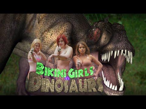 Trailer do filme Bikini Girls on Dinosaur Planet