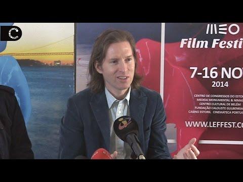 Wes Anderson | Lisbon & Estoril Film Festival 2014