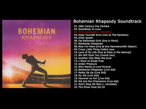 Bohemian Rhapsody OST Soundtrack