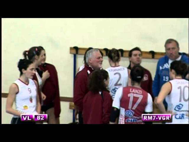 Roma 7 vs Volley Group Roma - 3° Set