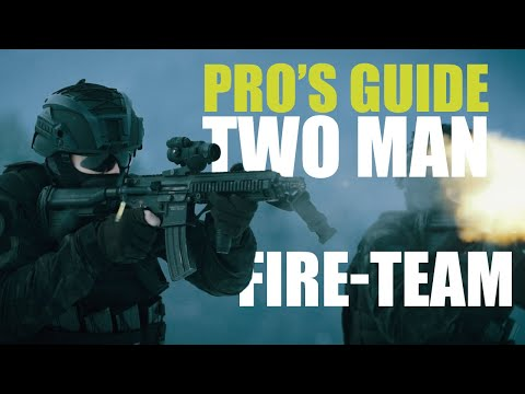 Pro's Guide to Tactical Shooting: Two Man Fire-Team Tactics