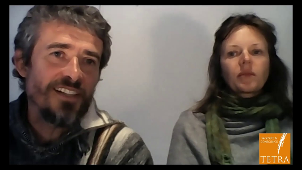 """""""Clés de la sagesse Quechua pour temps de passage"""" - Marie HUET & Stéphane BOISTARD - 30/04/20"""