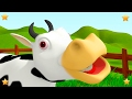 Old Macdonald Had A Farm | Kids Song & Nursery Rhymes Collection | 3d Baby Songs By Little Treehouse video