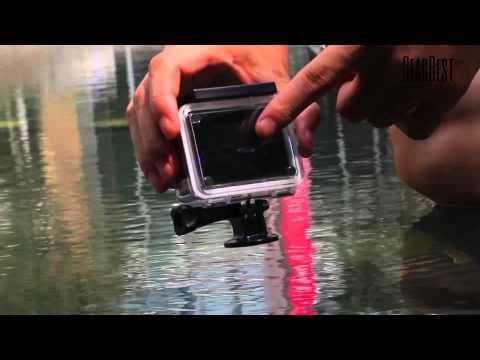 SJCAM SJ4000 WiFi IP68 Waterproof 1080P FHD 1.5 Inch LCD Car DVR Action Camera Sport DV-Gearbest