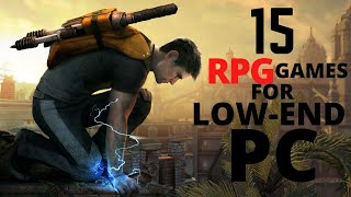 Top Best RPG Gaṁes for Low-End PC/Laptop ( low spec )