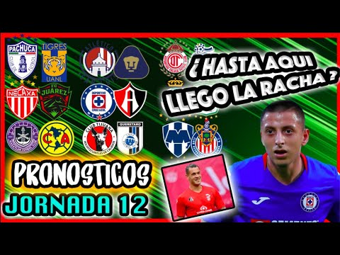 😱💣 PRONOSTICOS JORNADA 12 GUARDIANES 2021 LIGA MX - Quiniela Futbol Mexicano CLAUSURA 2021❌ ✅