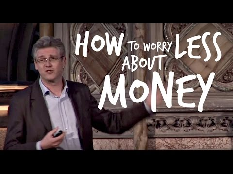 MONEY WORRIES? How to Worry Less | TheSchoolofLife