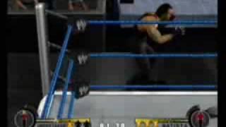 Undertaker vs. Batista Last Man Standing DoR2 Bloody pt. 4