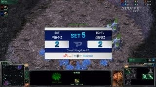 SPL [01.08] soo(SKT) vs Revival(EG-TL) 5SET / WCS Cloud Kingdom LE - Starcraft 2