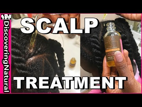 Scalp Treatment for Hair Growth