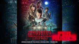 Kyle Dixon Michael Stein Stranger Things Vol 1 A Netflix Original Series Soundtrack