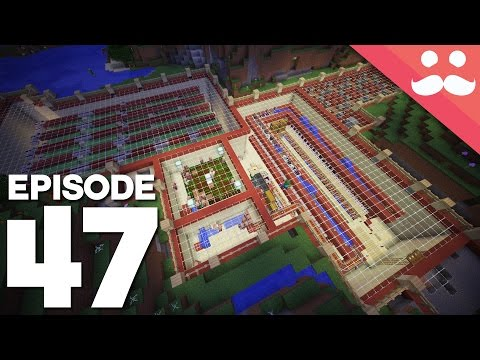 Hermitcraft 4: Episode 47 - Fully Functional Farms