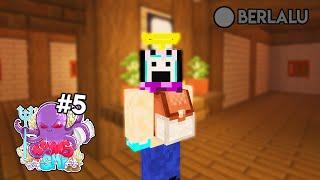 \x5b🔴BERLALU\x5d ISI PERABOTAN RUMAH SEBELUM PESTA TEH - Episode 5 - Minecraft Indonesia Sans SMP Season 5
