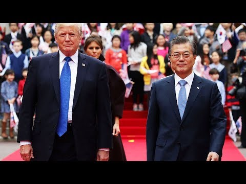 South Korean President: Trump Deserves Nobel Peace Prize