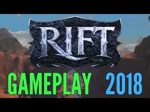 RIFT Gameplay 2018 – All Callings & F2P Souls (Classes and Specs Gameplay)
