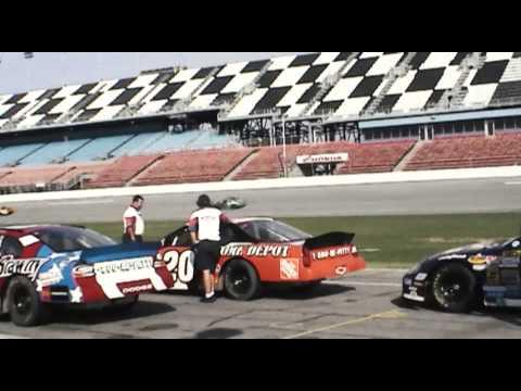 Personal Injury Lawyer Dennis Hernandez Drives NASCAR