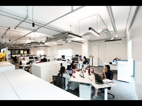 A look inside Singapore's WoW office