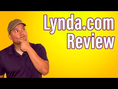 Lynda.com review - Online Education for creative professionals