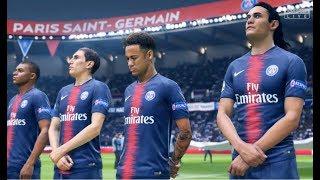 [HD] Paris Saint-Germain - SSC Naples // Ligue des Champions 24/10/2018 [FIFA19]