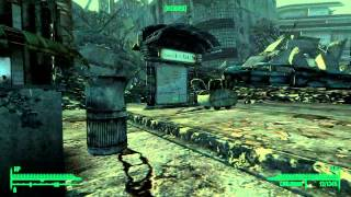 Let's Play Fallout 3 - 187 - The not-return to Vault 101