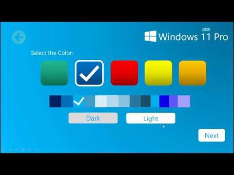 New Windows 11 2020 |