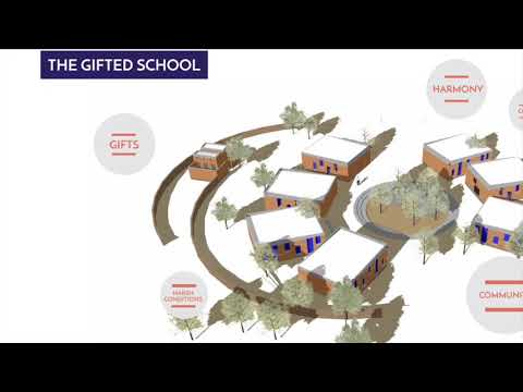The Gifted School - African Architecture Awards
