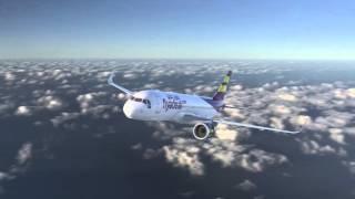 شاهد الفيديو الترويجي لـ طيران عديل، شركة سعودية جديدة للطيران الاقتصادي