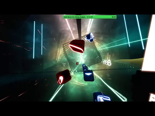Hardest Beat Saber Map Reality Check Through The Skull!