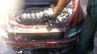 видео Защита двигателя от перегрева Honda Accord (Хонда Аккорд)