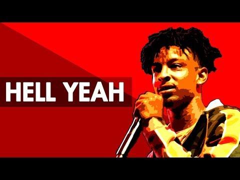 """HELL YEAH"" Hard Trap Beat Instrumental 2017 | Dark Rap Hiphop Freestyle Trap Type Beat | Free DL"