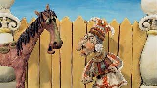 Гора самоцветов - Что делать или Куйгорож  +Шейдулла лентяй - Развивающий мультфильм для детей