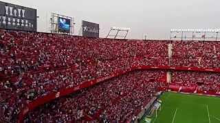 Himno Sevilla - Atlético de Madrid (30/08/2015)