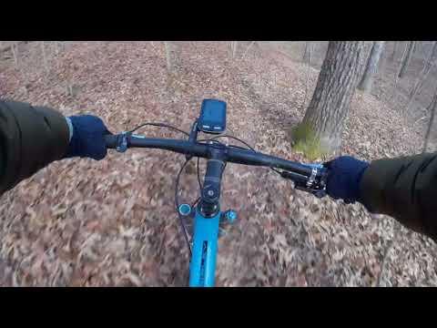 AEDC Trails 2018