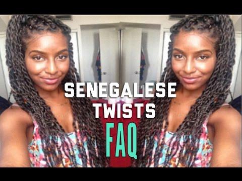 my-senegalese-twists!