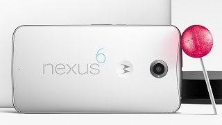 "Google Nexus 6: Oficial (Android 5.0 Lollipop) Nexus ""Premium"""