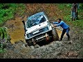 wayanad annual monsoon off roading 2017 jeep racing